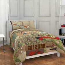 Airplane Bed Military Life Airplane Fighter Jet Military Camouflage Boys
