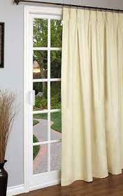 Insulated Patio Curtains 9 Best Patio Door Curtains Images On Pinterest Patio Door