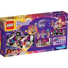 lego friends 41104 pop star dressing room building kit walmart com