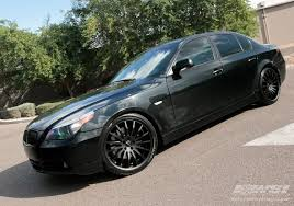 black rims for bmw 5 series 2010 bmw 5 series with 20 giovanna martuni in black matte