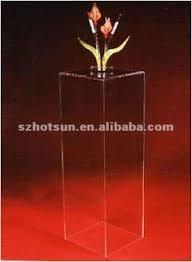 Pedestal Manufacturers Free Standing Led Lights Plexiglass And Acrylic Display Pedestal