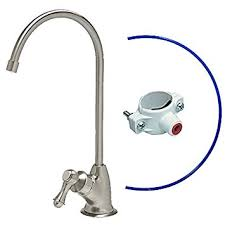 air in kitchen faucet kleenwater osmosis ro kitchen faucet air gap brushed