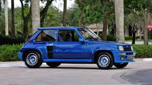 renault 5 rally 1980 renault series 1 r5 turbo s124 monterey 2014