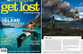 travel magazine images Volcanoadventures papua expedition featured in get lost travel jpg