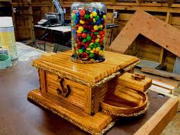 diy ball mason jar m u0026m candy machine diy creations pinterest