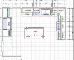 Luxury Kitchen Floor Plans Design A Kitchen Layout That Are Not Boring Design A Kitchen