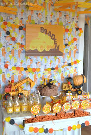 halloween themed birthday 70 best parties construction images on pinterest birthday party