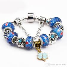 s day bracelet beautiful blue bracelet bangle ethnic style blue