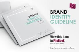 clean brand manual by braxas graphicriver