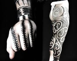 black tattoo art 2 modern expressions of the tribal margot mifflin