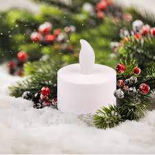 aliexpress com buy ourwarm 24pcs led tea light candles battery