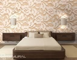 papier peint chambre à coucher papier peint pour chambre a coucher roses en dentelle le chambres