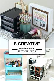School Desk Organization Ideas Desk Organization Ideas Umdesign Info