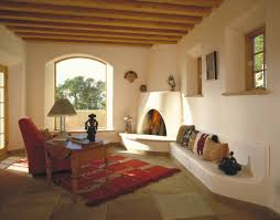 Adobe Style Home Building In Desert Climate Adobe House Cost Slide Southwest