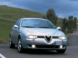 automotive database alfa romeo 156
