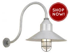 gooseneck barn light fixtures outdoor gooseneck barn lights with large warehouse shades blog