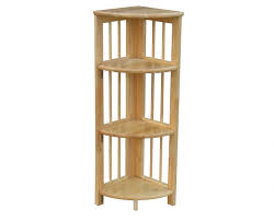 Wood Corner Shelf Design by Home Decorating Modern Room Beautiful Room Corner Bookcase For