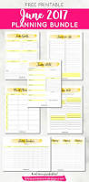 time management weekly planner template best 25 goals planner ideas only on pinterest notebook ideas the free printable june 2017 planning bundle is here you get habit tracker goal