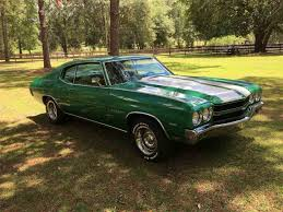 Chevy Malibu 60s Classic Chevrolet Chevelle For Sale On Classiccars Com 715 Available