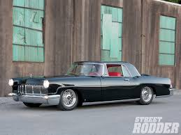 1956 lincoln continental mark ii hot rod network