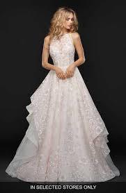 pink embroidered wedding dress pink wedding dresses all nordstrom
