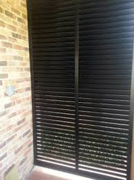 Aluminium Louvre Awnings Privacy Screen Louvres Eco Awnings