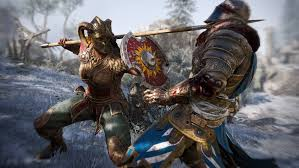 the valkyrie for honor vikings faction ubisoft