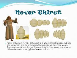 jesus living water today u0027s bible verse jesus answered