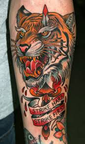 hd traditional tiger meaning design idea for and