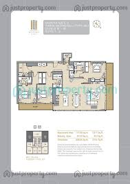 marina gate tower 2 floor plans justproperty com
