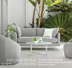 modern outdoor lounge seating modern outdoor furniture room