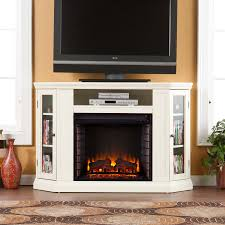 freestanding electric fireplace country kitchen backsplash