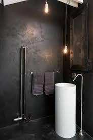 putz badezimmer schwarzer putz für wände ist und eignet sich für