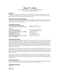 Sample Resume For Mechanical Engineers by Lighting Designer Sample Resume Chief Nurse Executive Sample 87