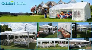 tent party quictent 11x13 outdoor garden canopy party wedding