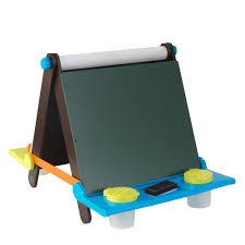 upc 706943620458 tabletop easel espresso with brights