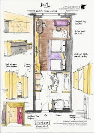 raffles hotel floor plan sketching my life