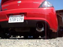 2003 hyundai tiburon exhaust system hyundai tiburon ark single exhaust