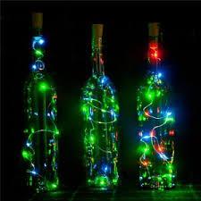 lights made out of wine bottles top 10 best wine bottle light inside for christmas decoration 2018