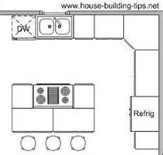 island kitchen floor plans l shaped kitchen with island floor plans cancun