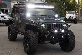 jeep wrangler custom lights custom 2015 jeep wrangler unlimited rubicon tank baja designs