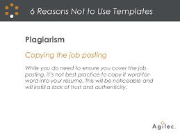 resume templates might be killing your interview chances