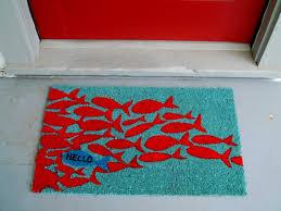 modern door mat modern door mats make your statement at the door
