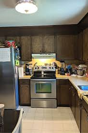 can i paint kitchen cabinets without sanding paint kitchen cabinets without sanding using these low