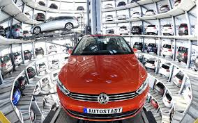 volkswagen germany factory vw golf in autostadt photo gallery autoblog