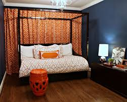 Grey And Orange Bedroom Ideas by Bedroom Wonderful Image Of Home Office Cool Spare Room Decoration
