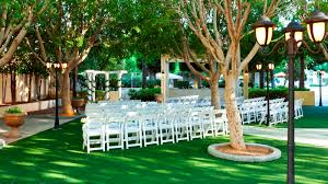 outdoor wedding venues az wedding venues in sheraton crescent hotel