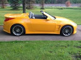 custom nissan 350z for sale nissan convertible cars car wallpaper hd collections