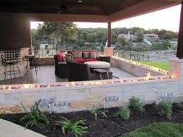 patio fire pits rectangle outdoor gas fire pit google search design ideas