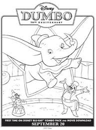 dumbo the elephant coloring pages 15 free printable coloring